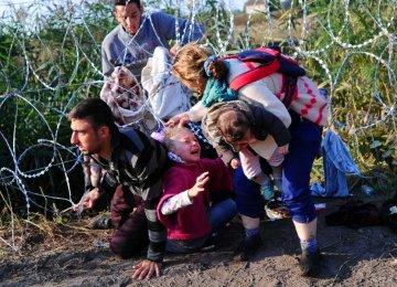 Canada Slows Syrian Refugee Intake