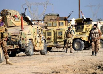 Iraqi Troops Storm Into Ramadi