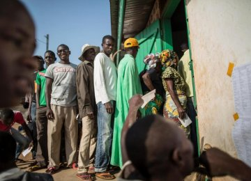 Elections in CAR