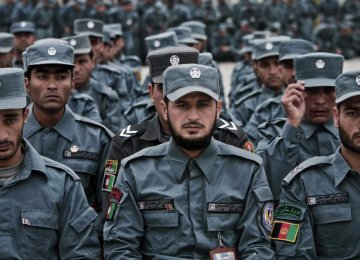 US Fund to Afghan Police at Risk of Waste