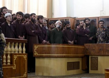 4 to Be Hanged Over Afghan Mob Killing