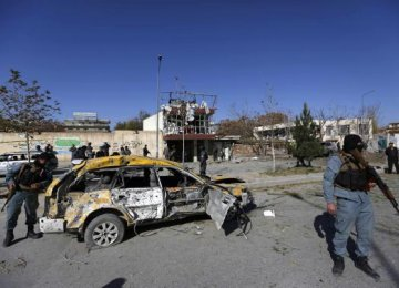 Female Afghan MP Survives Attack