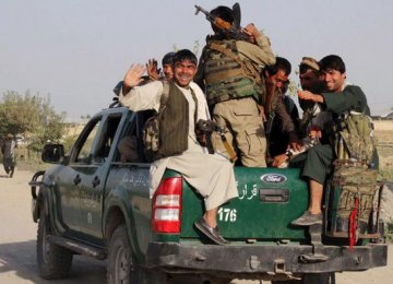 Afghan Forces Fight to Retake Kunduz