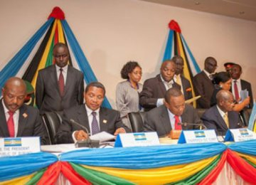 African States Sign Cyber-Security Deal