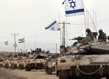 "Arab League Slams Israel as ""Abnormal"""