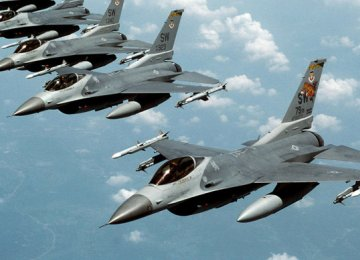 100 US, European Jets Join Arctic Exercise