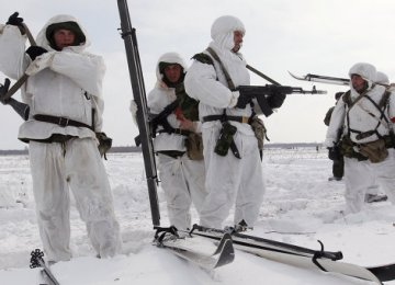 Russian Bases to Span Entire Arctic Border by Yearend