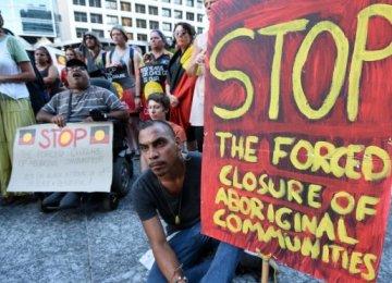 Closure of Communities Sparks Unrest in Australia