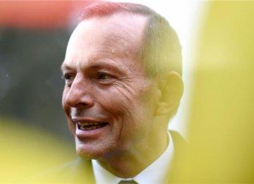 Australia Prime Minister Loses Leadership Fight