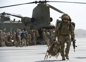 Most Brits Against Afghan War