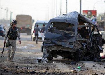 Dozens Killed in Baghdad Bombings