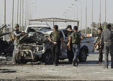 Dozens Killed in Iraq Attacks