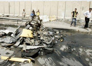 Bomb Attack on Pilgrims Kills 7 in Baghdad