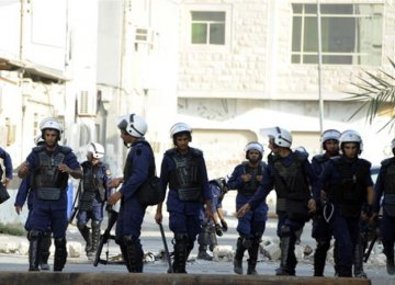 2 Policemen Killed in Bahrain