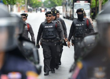 Suspect Arrested in Bangkok Bombing