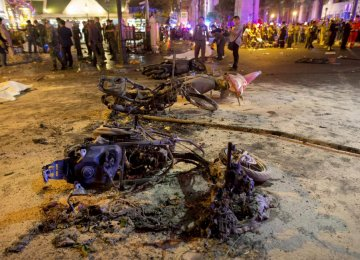 Scores Killed in Bangkok Blast