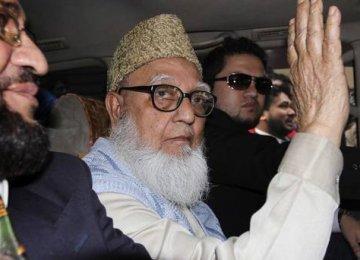 Bangladesh Ex-Party Chief Dies