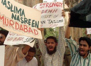 Bangladesh Blogger Flees to US