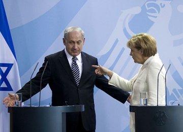 Critics Want Tougher Berlin Stance Against Israel