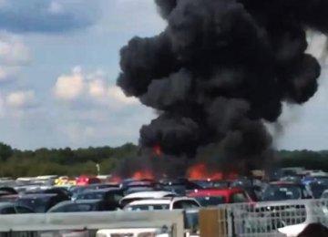Bin Ladens Killed in  Jet Crash
