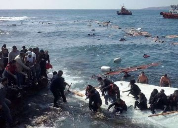 Captain, Crewman Arrested Over Migrant Boat Sinking