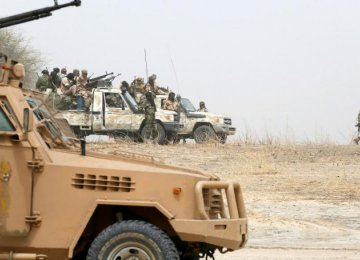 Boko Haram Attacks Nigerian Army Convoy