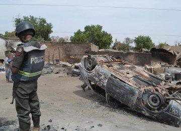 Suspected Boko Haram Gunmen Kill Dozens in Nigeria