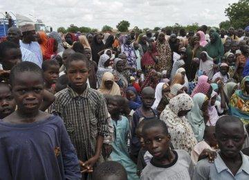 Boko Haram Frees 190