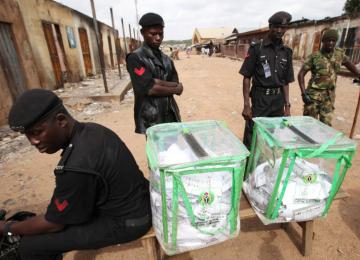 Boko Haram Threatens Poll