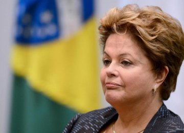 Rousseff Widens Brazil Election Lead