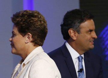 Rousseff Pulls Ahead