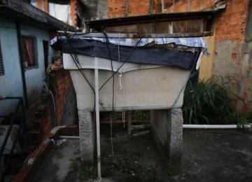 Brazilians Hoard Water