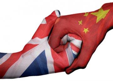 Britain to Host China's Xi