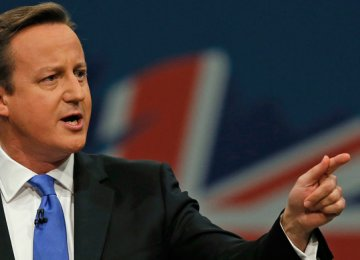 British Referendum on EU in 2015 Unlikely