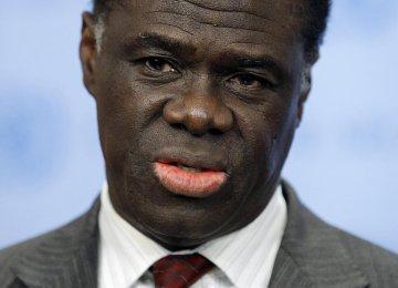 Burkino Faso Appoints Interim President