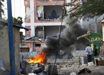 7 Killed  in Burundi Capital