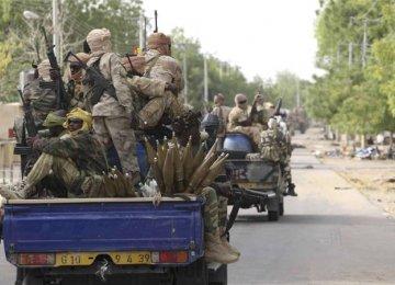 Dozens Dead in Chad Suicide Attack