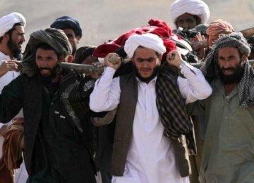 10 Children Killed in Afghan Gas Blasts