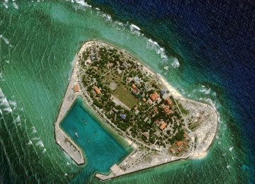 Beijing Defends Island Building in S. China Sea