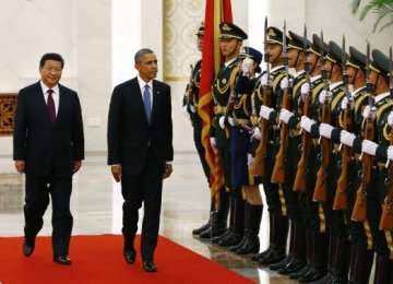 US, China Agree to Reduce Military Tensions