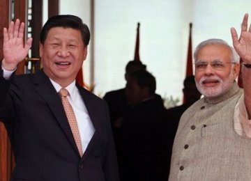 Evolution in China-India Ties?