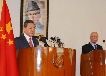 China Offers Mediation in Afghan Taliban peace Talks