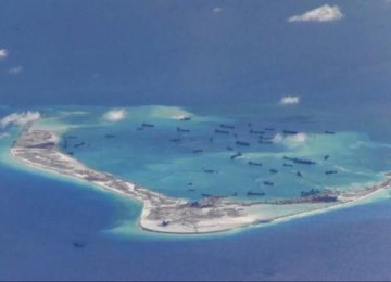China Not Militarized  S. China Sea