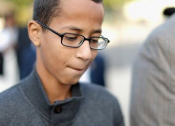 "US ""Clock Boy"" to Shift  to Qatar"