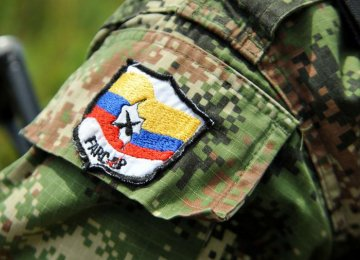 Colombia, FARC Rebels Reach  Deescalation Deal