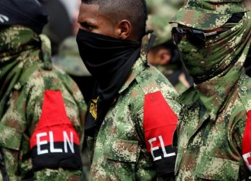 Colombian Rebel Leader Killed