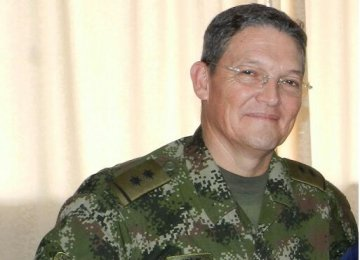 FARC: General's Capture  Part of War