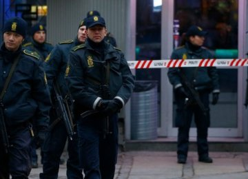 2 Charged in Connection With Copenhagen Attacks
