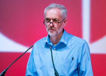 Jeremy Corbyn Becomes  New Labour Leader