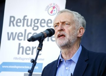 Corbyn's Rising Fortune Worries Israel